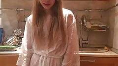 EX GF Sexy Robe