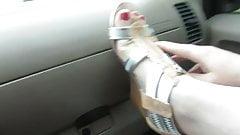 my new donald pliner Ginge sandals