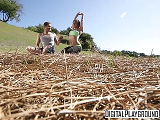 DigitalPlayground - Dani Daniels Xander Corvus - The Green B