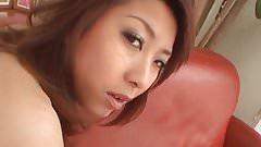 Top rated solo masturbation show with Ayumi Haruna