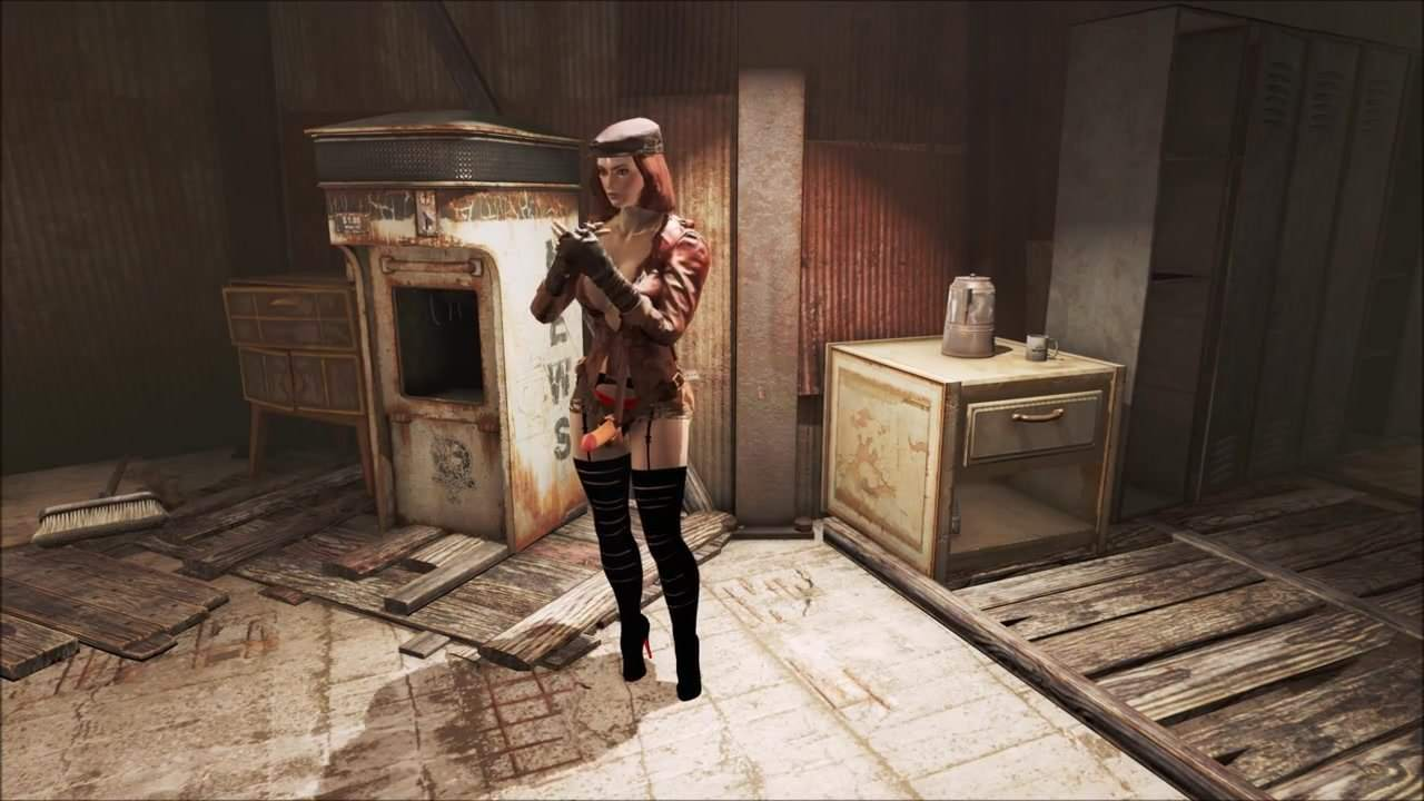 Fallout 4 Elie And Piper Mp4, Free Mobile And Free Mobile -1692