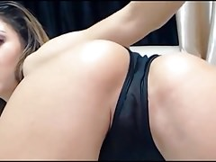 Watch her ass free your cock hard like a rock Thumbnail