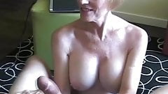 Grandma Wants A Rough Fuck