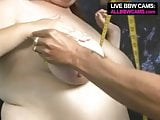 Amazing Bbw And Bald Guy Doing It Fatty Way