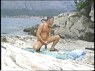 Mondobay on a Nudist Island in Croatia 2002