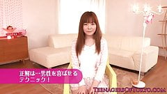 Beautiful japanese teen dressed as a maid