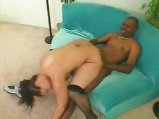 Horny Fat Chubby Ebony Latina fucking with her Black BF-P2