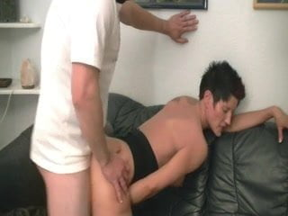 Horny german milf bvr