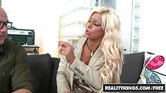 RealityKings - Big Tits Boss - Juicy Job