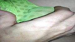 grow in her panties