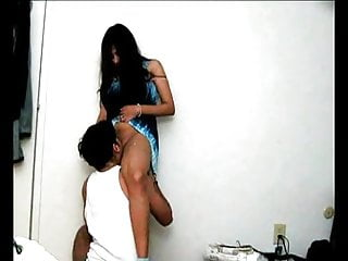 Cleared black lesbians eating pussy standing up