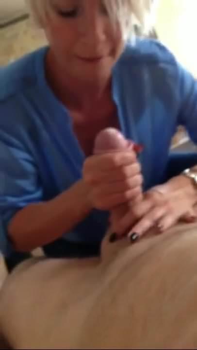 Sexy Mature Woman Falls For Younger Chick