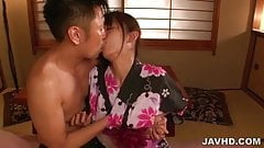 Geisha honey Marika gives her guy a fuck that is mindblowing