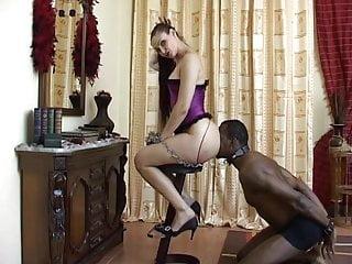 her ass servant
