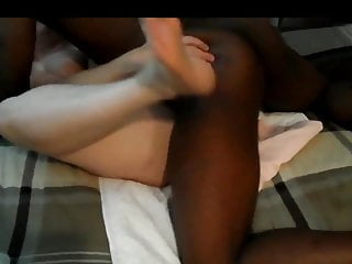Plump wife spreads for BBC penetration