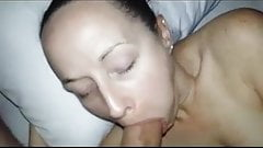 Feeding My Big Cock To PAWG Wife While Playing With He Pussy