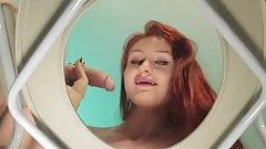 Redhead Cuckold Femdom Pov
