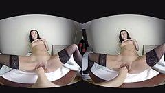 Kara Cherry Fisting - VR Porn