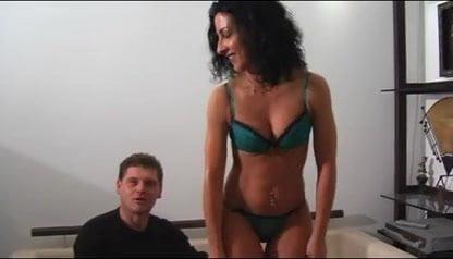 Silvia bernardi milf anal fuck