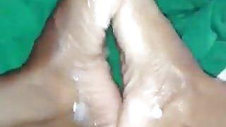 creamy jamaican feet