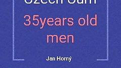 Cum Spray!!! Czech men, 35 years old