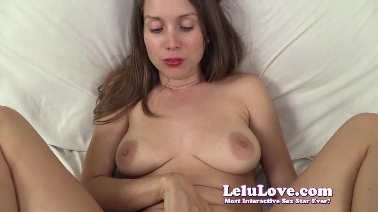 Dildo Masturbation Orgasm Pov