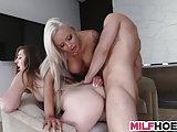 Sexy Stepmoms Triangle Of Love