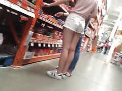 Asian Teens Legs Show