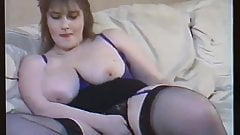 French Busty Cleanwoman