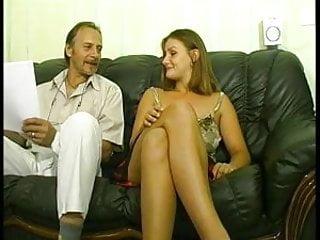 Blonde Aux Gros Nichons Katia En Casting