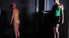 Lesbian Mistress - Water Torture