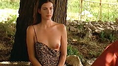 Liv Tyler Nude Boobs In Stealing Beauty ScandalPlanetCom