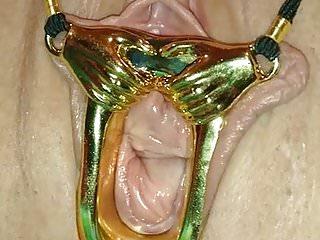 Orgasm In Gold Marina