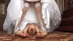 Facesitting-bride 2