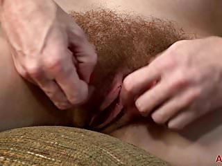 Hairy Redhead Evane Nordstern From Allover Com