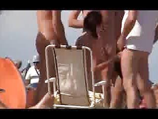 la suceuse de plage