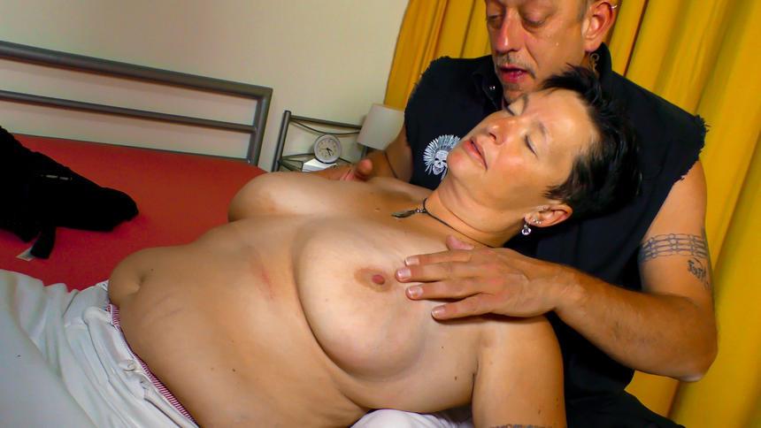 German Amateur Granny