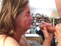 Grandma gets her tasty reward