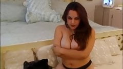 Luscious babe Angel Gyro facialized after BJ and plowing