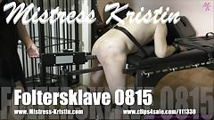 Mistress Kristin - Ball Busting and CBT Cock Torture BDSM