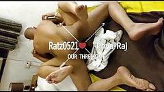 me with couple raj priya
