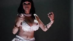 NOT SO LITTLE EGYPT - vintage big boobs belly dancer