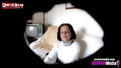 Hidden Cam - Bei Hammer Teenie zu Hause