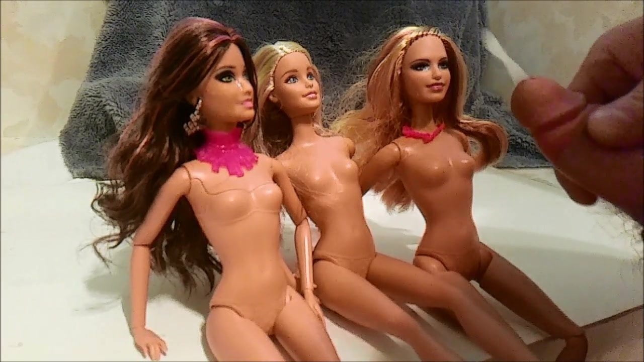 tits-sex-barbie-doll-dildo-tight