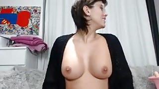 Teen girl french webcam