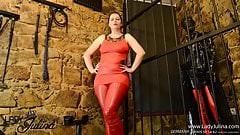Keuschhaltung Chastity Slave FemDom Humilation German JOI