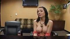 Sexy Amateur Teen Creampie (POV)
