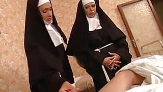 Two Lustful Nuns