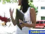 Hot latina mom Arianna big dicks gang bang