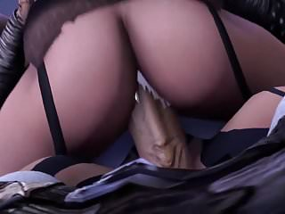 Mass Effect - Miranda and Jack